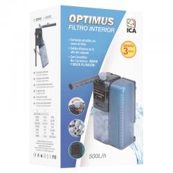 Filtro interior OPTIMUS 600